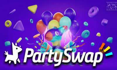PartySwap v2 Sürümünü Tanıttı! Yeni Özellikler Aktive Ediliyor!