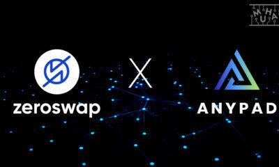 ZeroSwap, AnyPad ile Ortaklık Sağladı!