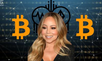Şarkıcı Mariah Carey de Bitcoin Dünyasına Girdi!