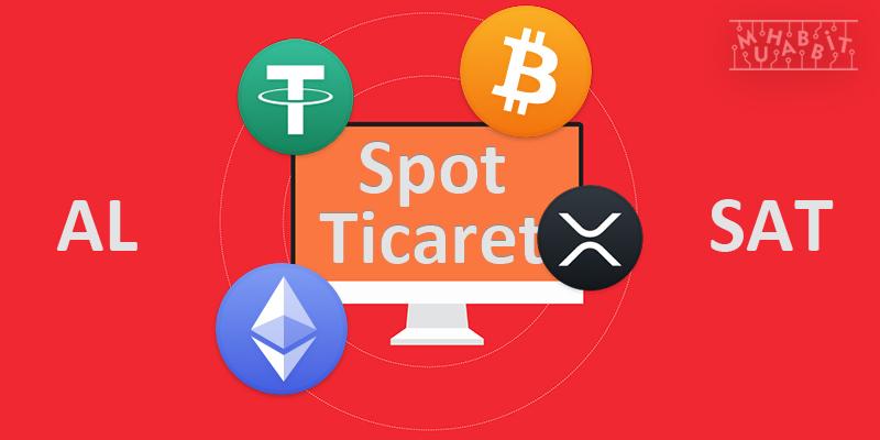 Spot ticaret