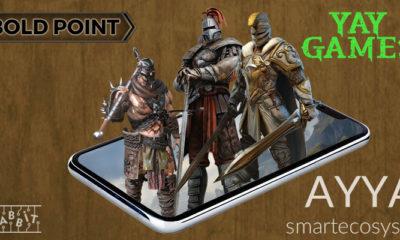 YAY Games Ve SmartEcoSystem Akıllı Telefon Ürünü Geliştirmek İçin Ortaklık Kuruyor!