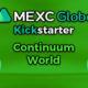 Kripto Para Borsası MEXC, 800.000 Continuum World (UM) Dağıtacak!